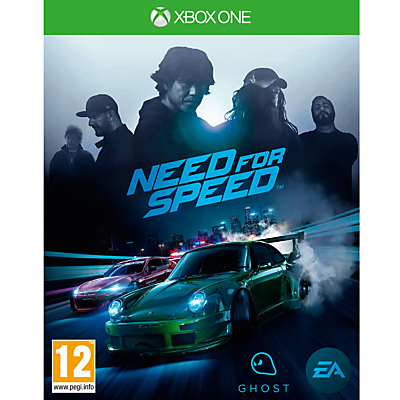 Need For Speed, XBox One