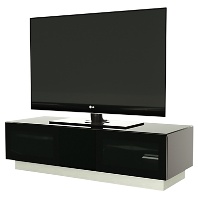 "Alphason Element 1250 TV Stand for TVs up to 60"", Black"