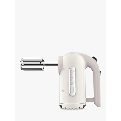 Dualit 89303 Hand Mixer, Canvas White