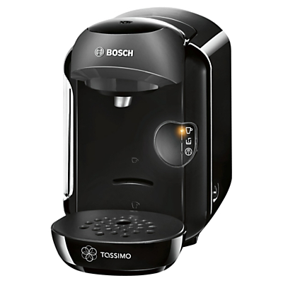 Bosch Tassimo TAS1252GB Vivy 2 Multi-Beverage Machine, Black