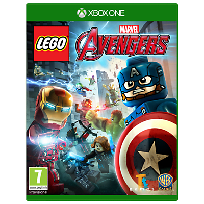 LEGO Marvel Avengers, Xbox One