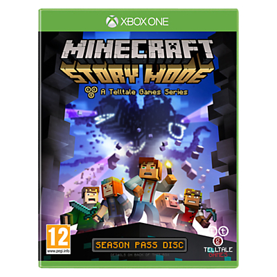 Minecraft: Story Mode, Xbox One