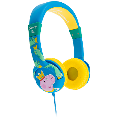 Kondor Peppa Pig Prince George On-Ear Headphones