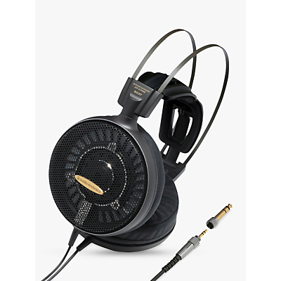 Audio-Technica ATH-AD2000X Audiophile Oper-Air Over-Ear Dynamic Headphones With High-Resolution Audio