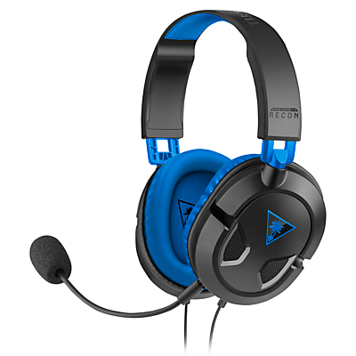 Turtle Beach Recon 60P Gaming Headset for PlayStation 3 & 4