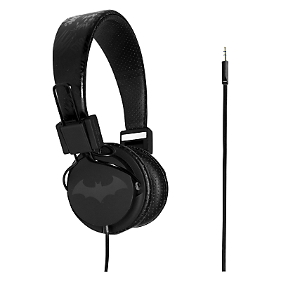 Kondor Batman The Dark Knight On-Ear Headphones