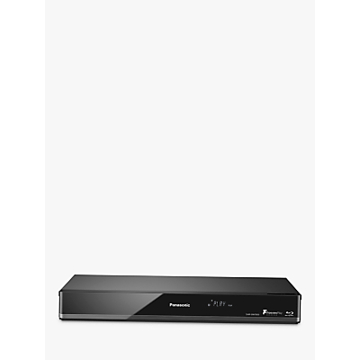 Panasonic DMR-BWT850 Smart 3D 4K Blu-ray Disc Recorder with 1TB HDD, Twin Tuners & Freeview Play