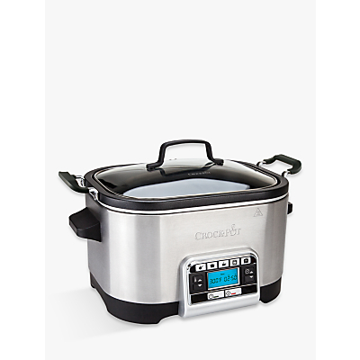 Crockpot CSC024 5.6L Digital Slow and Multi Cooker