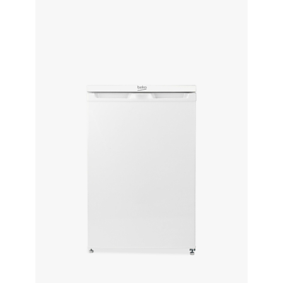 Beko UFF584APW Under Counter Freezer, A+ Energy Rating, 55cm Wide, White