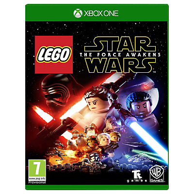 LEGO Star Wars: The Force Awakens, Xbox One