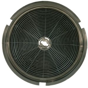 Black Cooker Hood Filter (W)190mm (D)190mm