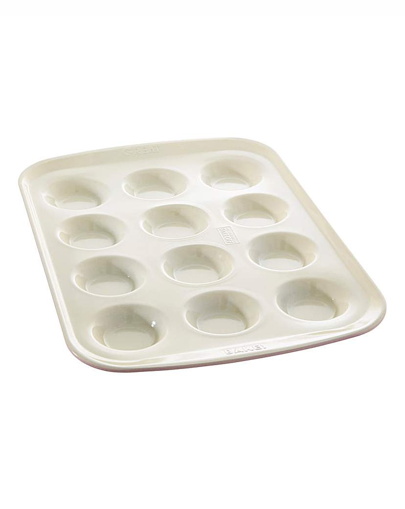 Great British Bake Off 12 Cup Bun Tray