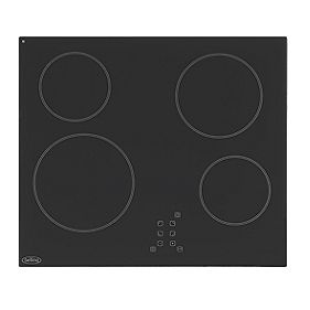 Belling CH60TX Ceramic Hob Black 520 x 590mm (1682F)