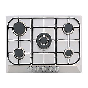 GHFFX70SS Gas Hob Stainless Steel 680 x 500mm (39509)