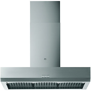 AEG HD8510m Professional Chimney Cooker Hood Stainless Steel 1000mm