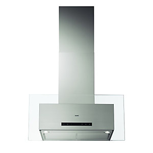 AEG 90cm Stainless Steel & Glass Chimneyhood
