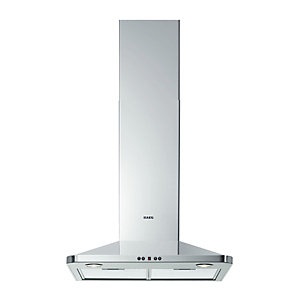 AEG DK4460m Designer Chimney Cooker Hood Stainless Steel 600mm