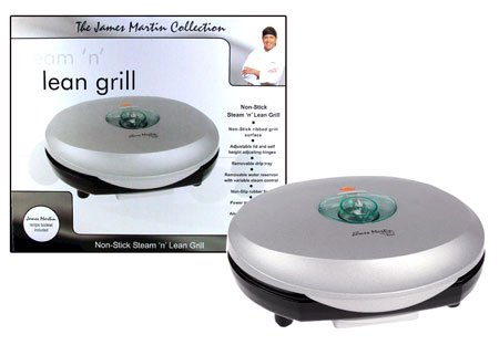 Wahl Steam N Lean Grill James Martin Collection