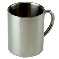Stainless Steel Thermal Mug - 300ml