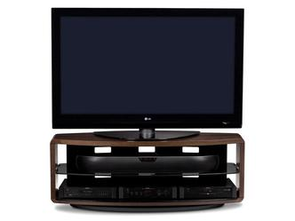 BDI 9729 CSW Valera TV Stand 1480mm Wide Chocolate Stained Walnut