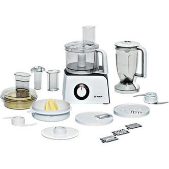 Bosch MCM4100GB Compact Food Processor in White 800W Which BEST BUY