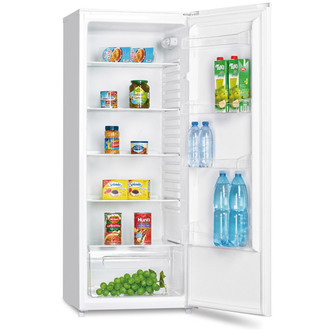 Fridgemaster MTL55249 Tall Larder Fridge in White 1 44m 55cmW A Rated