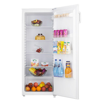 Fridgemaster MTL55250 Tall Larder Fridge in White 1 44m 55cmW A Rated