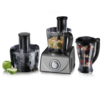 Tower T18001 1000W 3 in 1 Professional Food Processor and Juicer